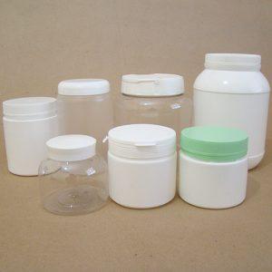 Embalagens potes de 401 a 1000g