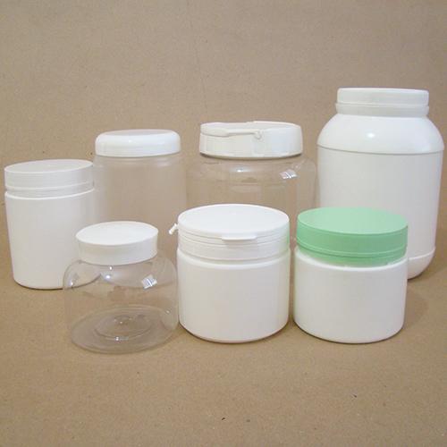Potes Plásticos de 401 a 2000 gr