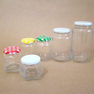 Embalagens Potes para conserva